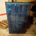 used 12V panels